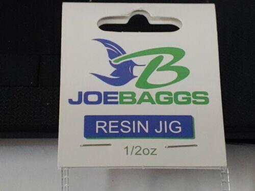 1 Joe Baggs résine//époxy Jig Bone 1//2 once livraison gratuite-Discounts