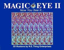 Magic Eye, Vol. 2, Magic Eye Inc., Good Condition, Book