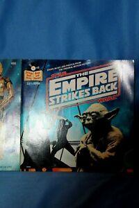 The empire strikes back book