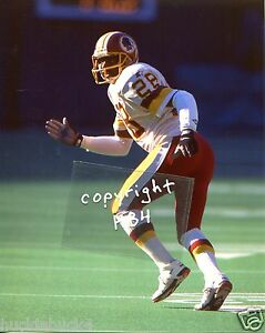 Image is loading DARRELL-GREEN-photo-in-action-Washington-Redskins-HOF 38007e196