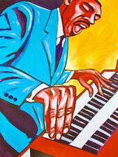 JIMMY SMITH PRINT poster jazz hammond b3 organ keyboard trio blue note cd best