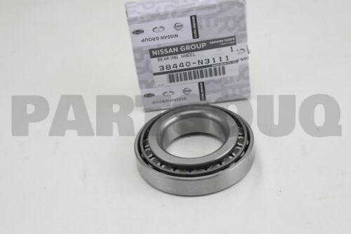 38440N3111 Genuine Nissan BEARING-DIFFERENTIAL SIDE 38440-N3111