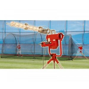 Heater Pro Curve Pitching Machine And Xtender 24 Home