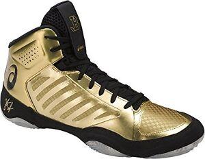 49ff2bdff7d745 ASICS J702N.9490 Mens JB Elite III Wrestling-Shoes- Choose SZ Color ...