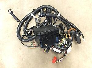 new holland ts series tractor main rear wiring harness loom rh ebay com New Holland Tractors John Deere Wiring