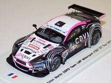 Aston Martin DBR9 - LMP Motorsport - Lamic/Gabillon - GT Tour 2011 # 007 - Spark