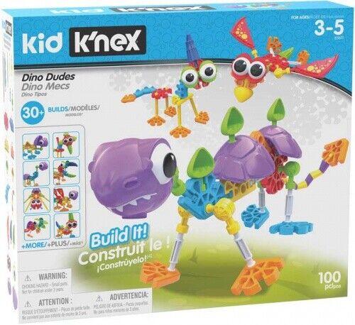 NEW KID K /'NEX Dino Dudes Building Set