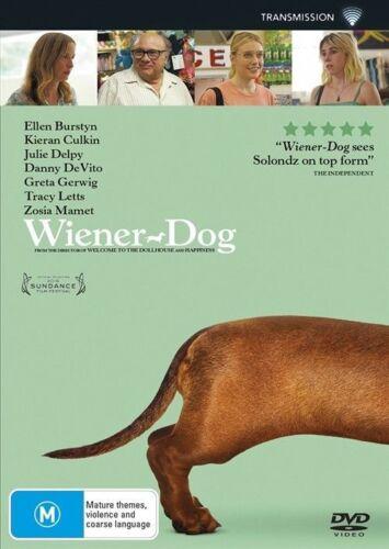 1 of 1 - Wiener-Dog (DVD, 2017) NEW