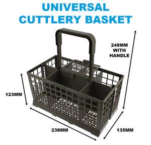UNIVERSAL DELUXE CUTLERY BASKET FOR KENWOOD DISHWASHERS