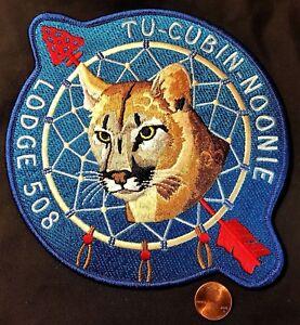 OA-TU-CUBIN-NOONIE-LODGE-508-BSA-UTAH-NATIONAL-PARKS-COUNCIL-COUGAR-JACKET-PATCH