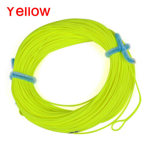 Fly Fishing Line Weight Forward Floating WF2//3//4//5//6//7//8F Fly Line W//Welded Loop
