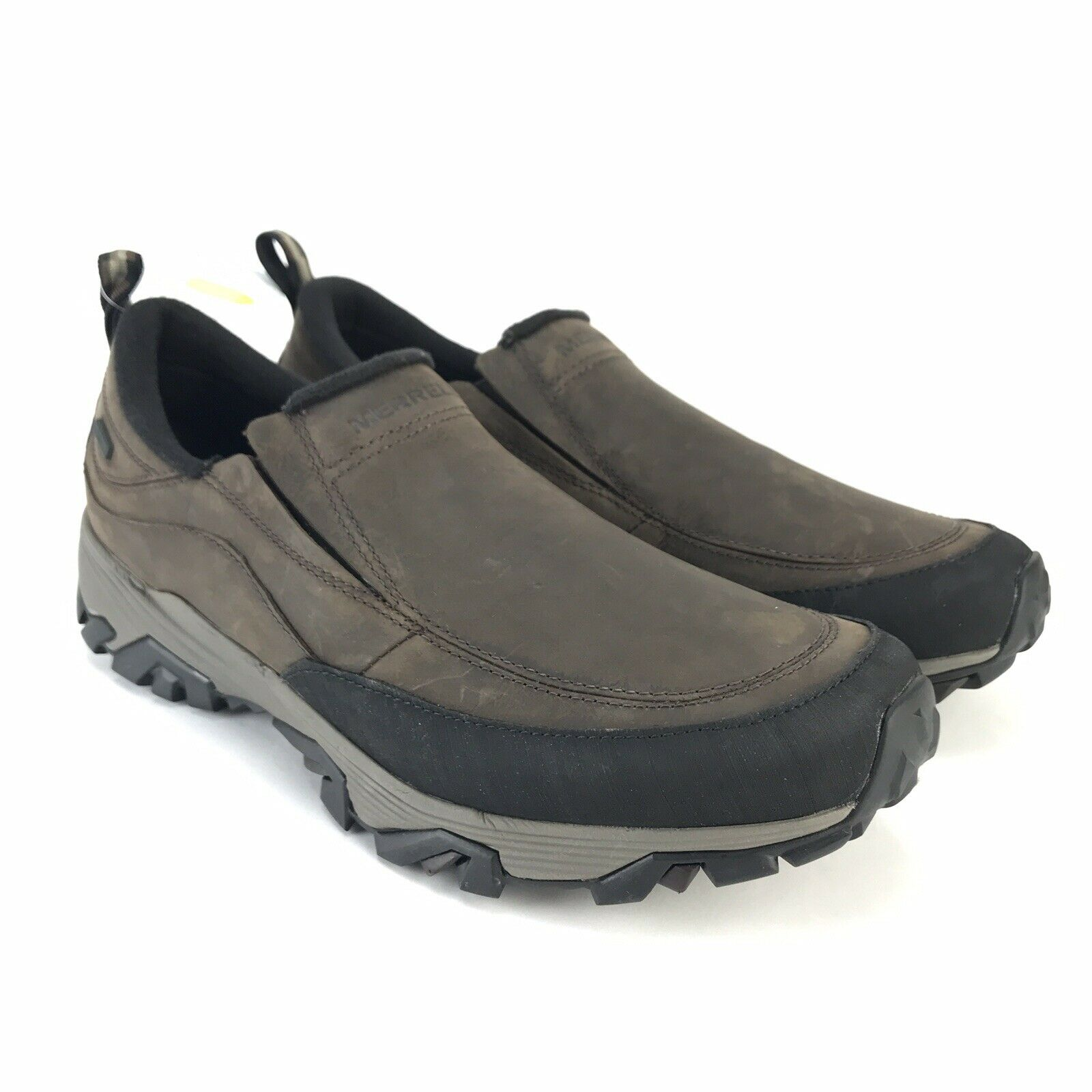 Homme Merrell coldpack Ice + MOC Isotherme Imperméable À Enfiler chaussures Taille 11.5
