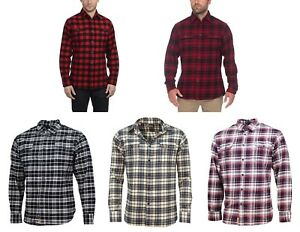 NWT Men/'s Jach/'s Button Down Flannel Shirt SIZE /& COLOR VARIETY AVAILABLE!