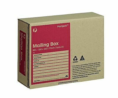 Australia Post eBay Flat Rate Mailing Box (Bx1 20 pack)