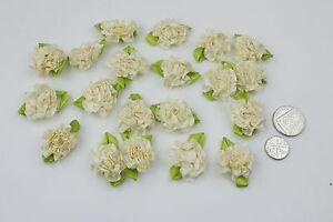 20X-Satin-Ribbon-Rose-Bud-Flower-Applique-Embellishments-Buy-3-Get-3-Free