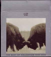 "U 2 ""The Best Of Collection 1990 - 2000"" 7 INCH VINYL + Promo Box Set  SEALED"