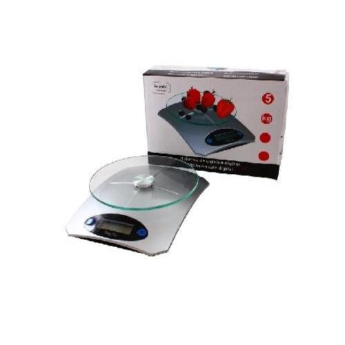 5000g//1g Balance de cuisine balance balance numérique verre lettre balance numérique backwaage Glaswaage