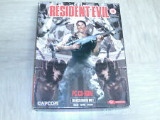 resident evil BIG BOX EDITION & dracula the last sanctuary JEWEL CASE EDITION