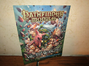Calendrier Pathfinder.Free Rpg Day 2019 Paizo Pathfinder We Be Heroes Goblins