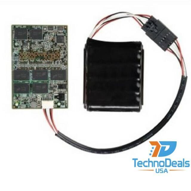 IBM 46C9029 RAID 5 Upgrade Tested 81Y4559 ServeRAID M5100 Series 1GB Flash