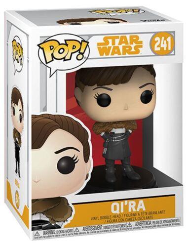 POP Disney Star Wars  QI/'RA Vinyl bobble-head 241