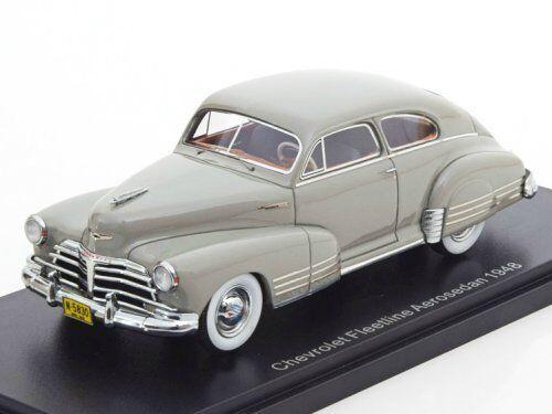Chevrolet fleetline aeRosadan 1948 grau neo45830 1 43