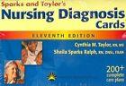 Nursing Diagnosis Cards by Cynthia M. Taylor, Sheila M. Sparks (Cards, 2005)