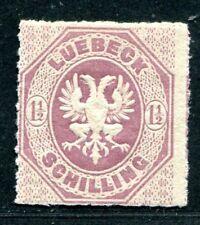 LÜBECK 1865 14 * TADELLOS 40€(J5771