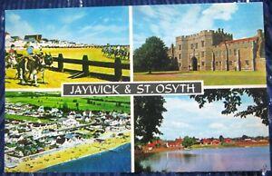 England Jaywick and St Osyth boating Lake sands Priory  posted - Newent, United Kingdom - England Jaywick and St Osyth boating Lake sands Priory  posted - Newent, United Kingdom