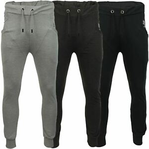 Mens-Skinny-Joggers-by-Crosshatch-039-Sidwell-039