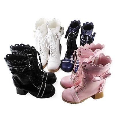 schwarz weiß lolita gothic damen-stiefel wedges Stiefeletten tokyo japan boots