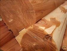 Cedar Logs For Log Homes 6x6 D Logs 8 Ft See Listing Details