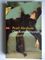 Pearl Abraham Roman Die Romanleserin