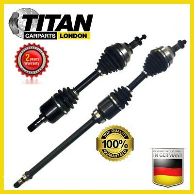 HIGH QUALITY LEFT DRIVESHAFT FOR FORD FOCUS MK2 2.5 ST MANUAL 2005