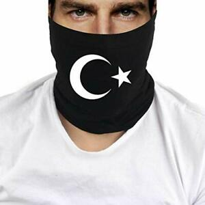 Gök-Türk Schutzmaske Halstuch Thermal Schneemaske Schlauchschal Türkei Ertugrul