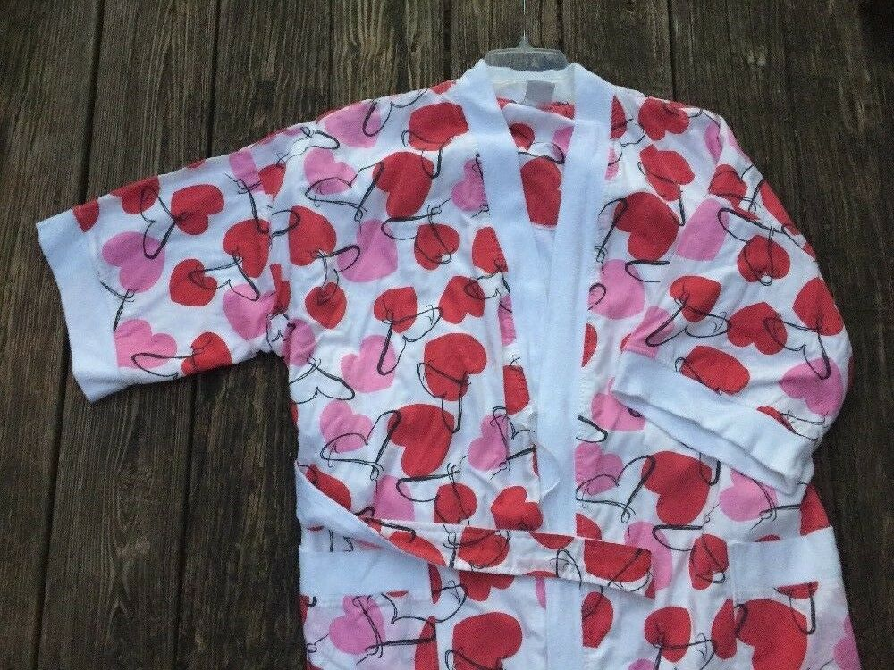 Nearly New CYPRESS Robe Spa Yoga Beach Pajamas PI… - image 2