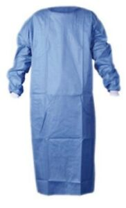 Set-of-5-Surgishield-Sterile-Surgical-Protective-Wraparound-Surgeon-Staff-Gown