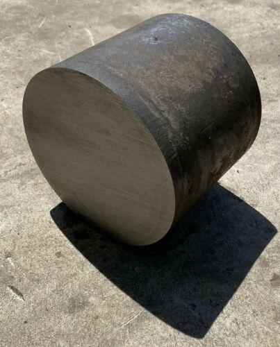 "5 3//8/"" Diameter 4140 Heat Treated Steel Round Bar Stock 5.375/"" x 4.25/"" Length"