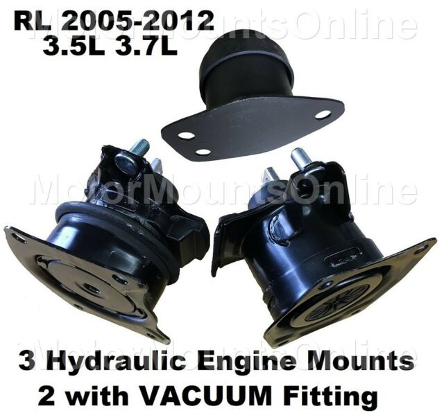 9R3520 3Hydraulic Engine Mounts Fit AUTO 3.5L 3.7L Motor