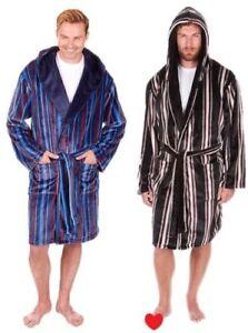 Tom Franks Homme Supersoft coton NIGHTWEAR Peignoir Robe De Chambre