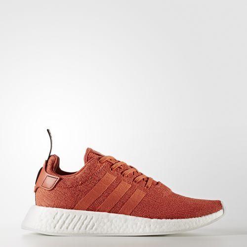 Nuovi uomini  adidas originali nmd r2 impulso scarpe arancione [by9915] / / bianco, arancione scarpe scuro 2d71a9