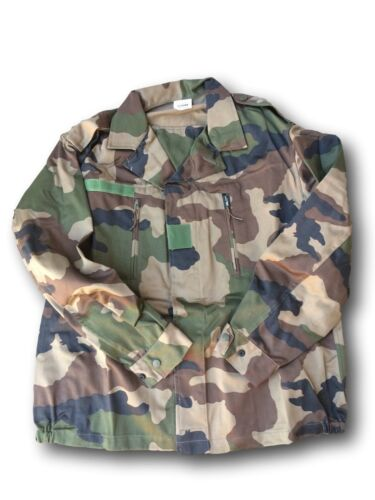 Genuine Mens F2 C.E Unlined Pattern French Camouflage Jackets XXS to XXL