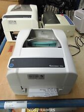 PRINTS OK - Intermec PF8T Thermal DT/TT Label Printer USB Network LAN INCL PSU