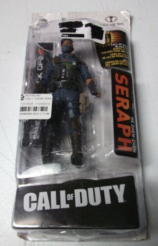 Black Ops 4 He Zhen-Zhen SERAPH McFarlane Toys Call of Duty Action Figure