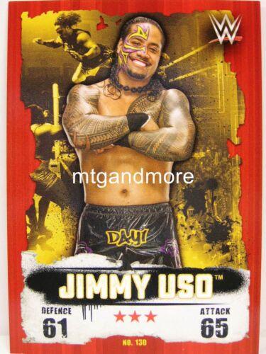 Slam ATTAX takeover #130 Jimmy lessivée