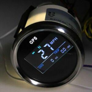 52mm-Waterproof-GPS-Digital-Speedometer-Odometer-Gauge-for-Motorcycle-Car-Boat