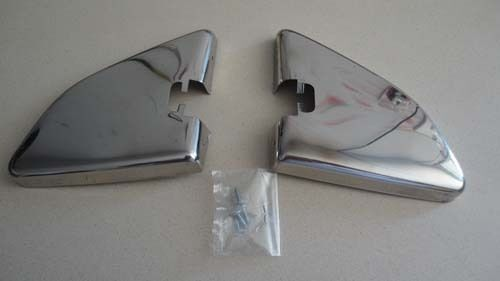 Honda SH125 SH150 rear foot pegs cover covers H2685