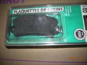 JEU-DE-PLAQUETTES-DE-FREIN-BENDIX-pour-RENAULT-4L