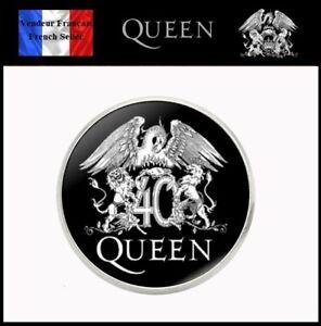 1-Pins-NEUF-en-Metal-et-Verre-Brooch-Queen-Freddie-Mercury-Rock-Ref-2