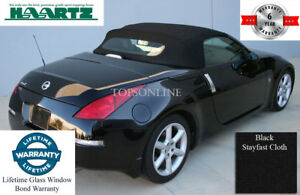 Image Is Loading Fits Nissan 350z Convertible Soft Top Amp Heated